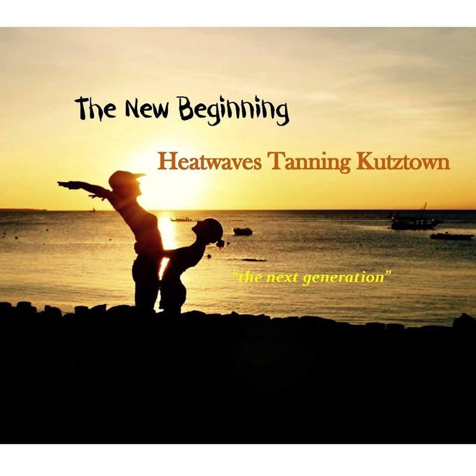 Heatwaves Tanning Kutztown: 218 W Main St, Kutztown, PA