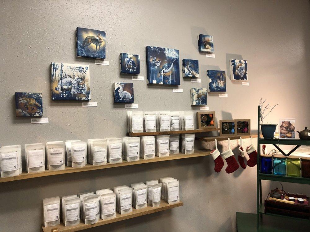 Little Woods Herbs & Teas: 136 Main St, Ames, IA