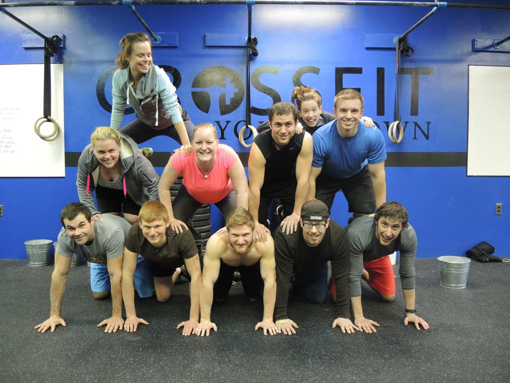 CrossFit Youngstown: 6418 Market St, Youngstown, OH
