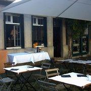 Le Cornichon Masqué - Strasbourg, France. cornichon masqué restaurant strasbourg