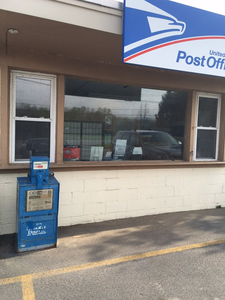 US Post Office: 7201 Main St, Hinckley, NY