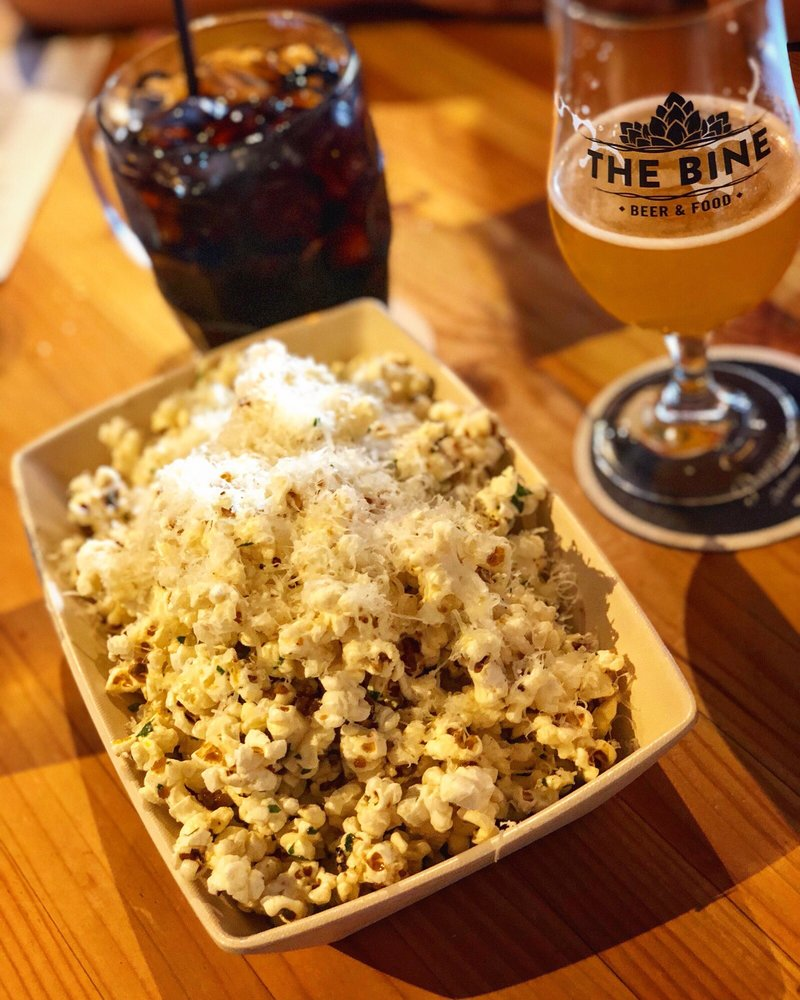 The Bine Beer & Food: 10127 Main St, Bothell, WA