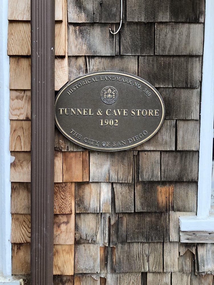Cave Store: 1325 Coast Blvd, La Jolla, CA