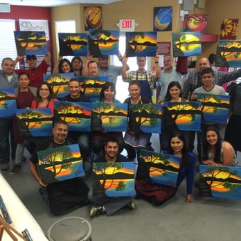 Painting with a twist 19 photos art classes 6400 n for Painting with a twist locations near me