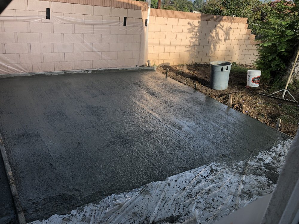 Carreon Concrete: 6312 Burnham Ave, Buena Park, CA