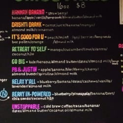 Menu Price In Houston Cafes