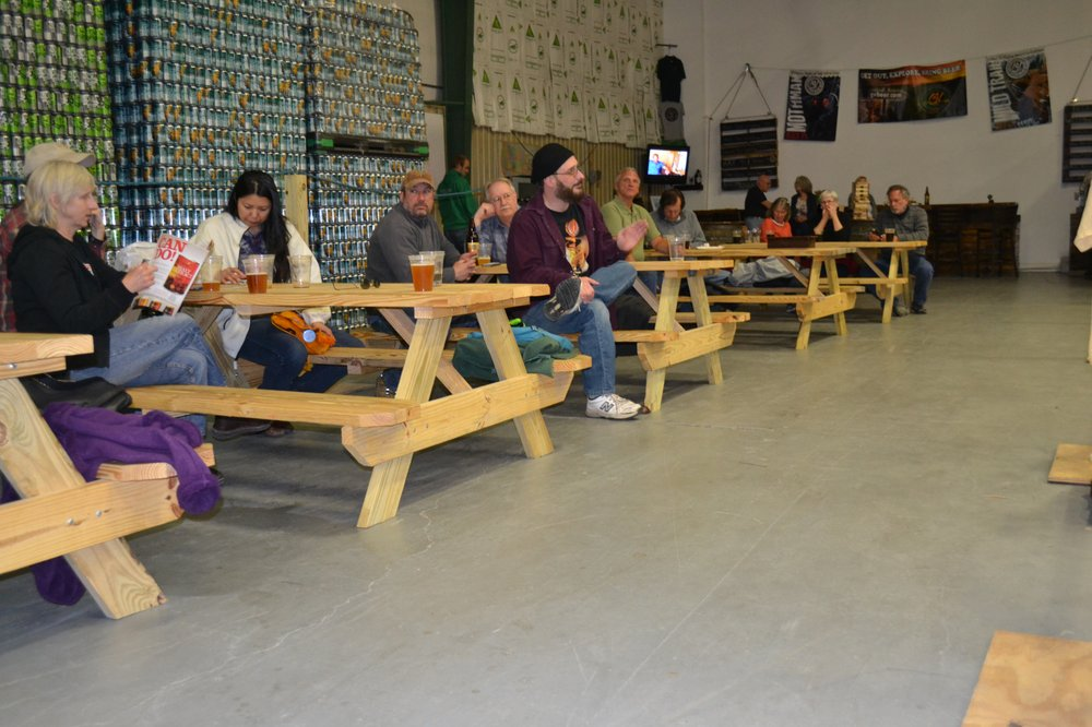 Greenbrier Valley Brewing Company: 862 Industrial Park Rd, Maxwelton, WV