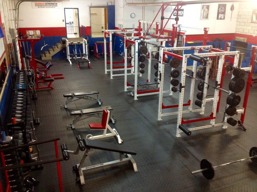 Durniat Strength: 3065 E Lincoln Way, Wooster, OH
