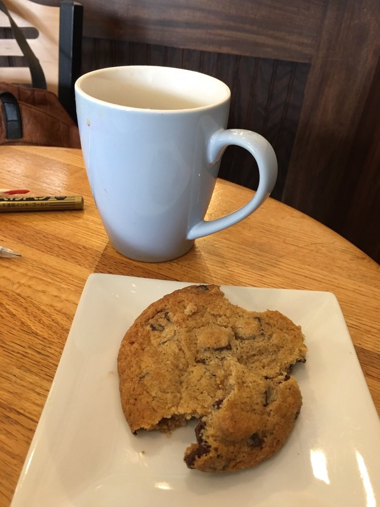 Social Spots from George Howell Coffee - The Cafe
