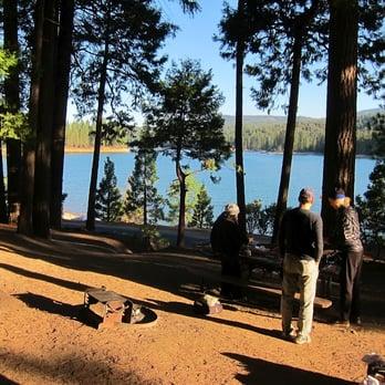 Bass lake ca camping with hookups california