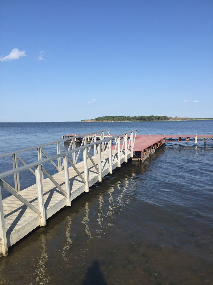 Grahams Island State Park: Unnamed Rd, Devils Lake, ND