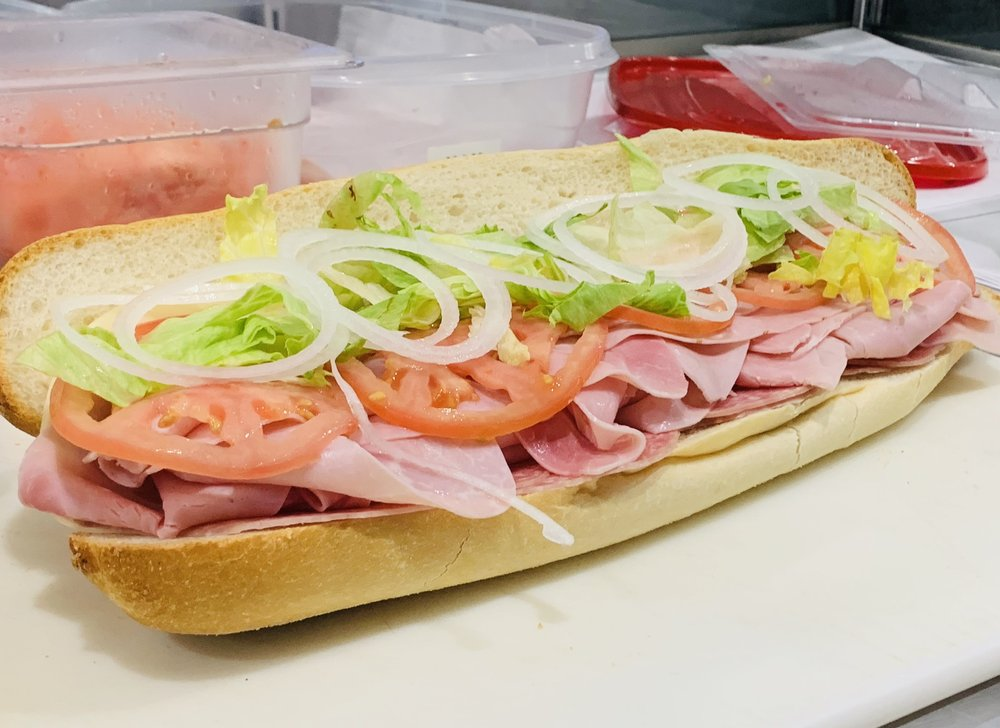 Uncle Tony's Deli: 366 Paterson Ave, East Rutherford, NJ