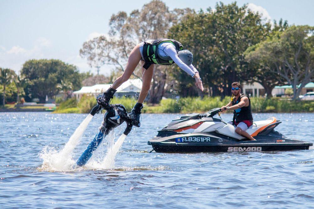 Palm Beach Hydroflight: Boynton Beach, FL