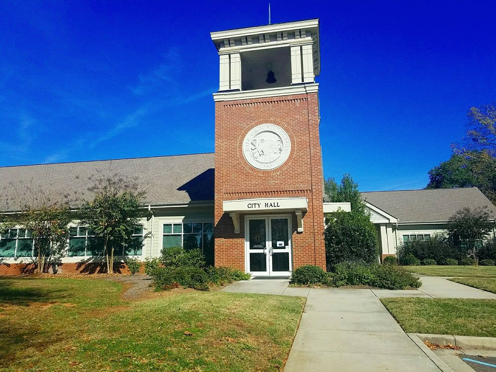 City Hall: 215 Valley St, Ball Ground, GA