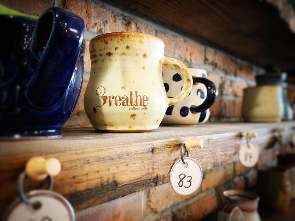 Breathe Coffee House: 703 B Main St, Hays, KS