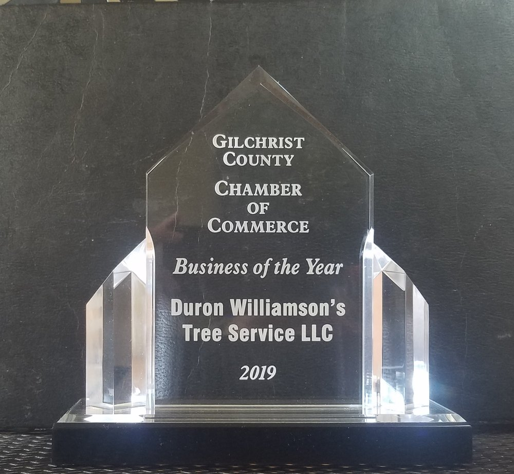 Duron Williamson's Tree Service: 1469 N Main St, Bell, FL