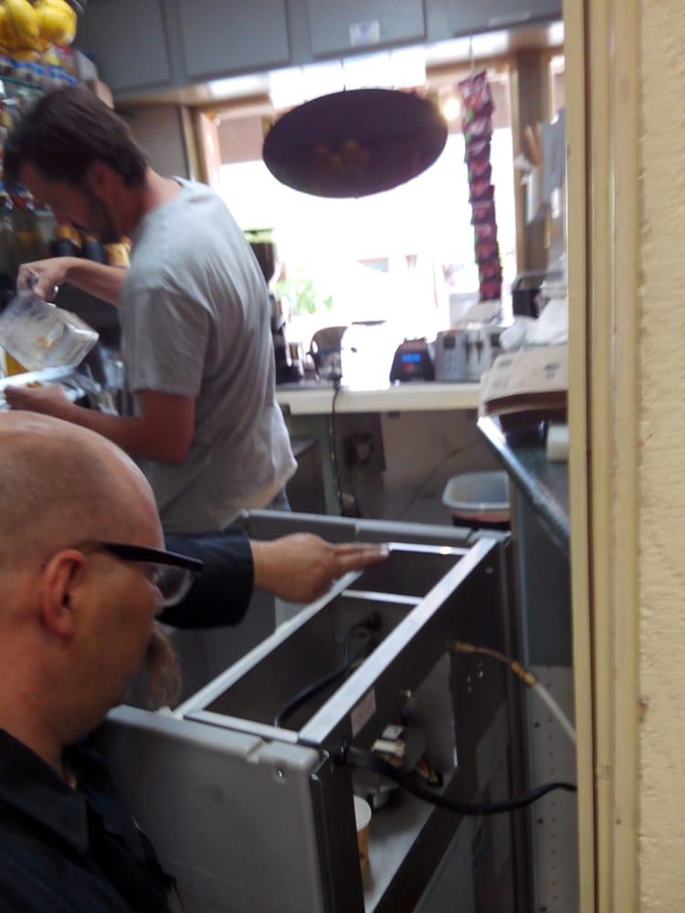 o matic machine repair