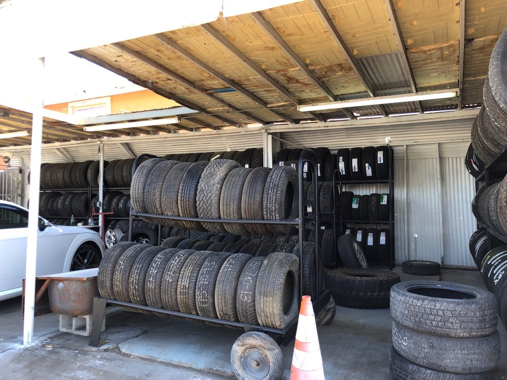 Hwy 98 Tires: 947 Emerson Ave, Calexico, CA