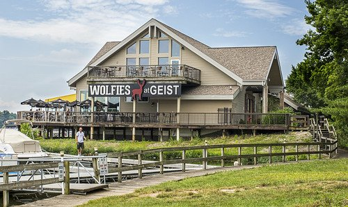 Wolfies Grill -- Geist: 11699 Fall Creek Rd, Indianapolis, IN