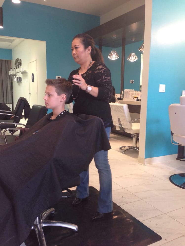 We will definitely be back yelp for Blo hair salon