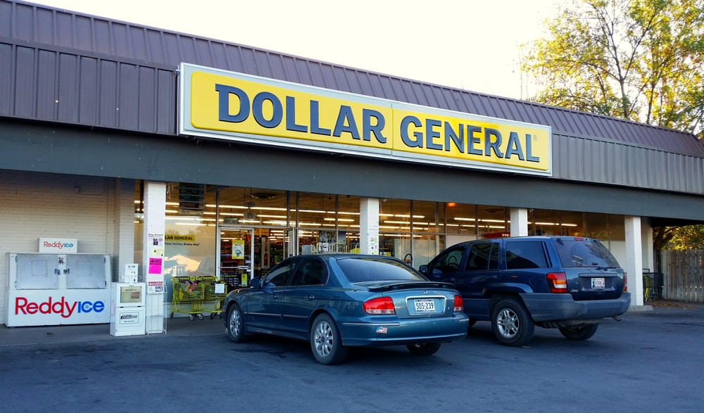 Dollar General Store: 418 S Avenue D, Burkburnett, TX