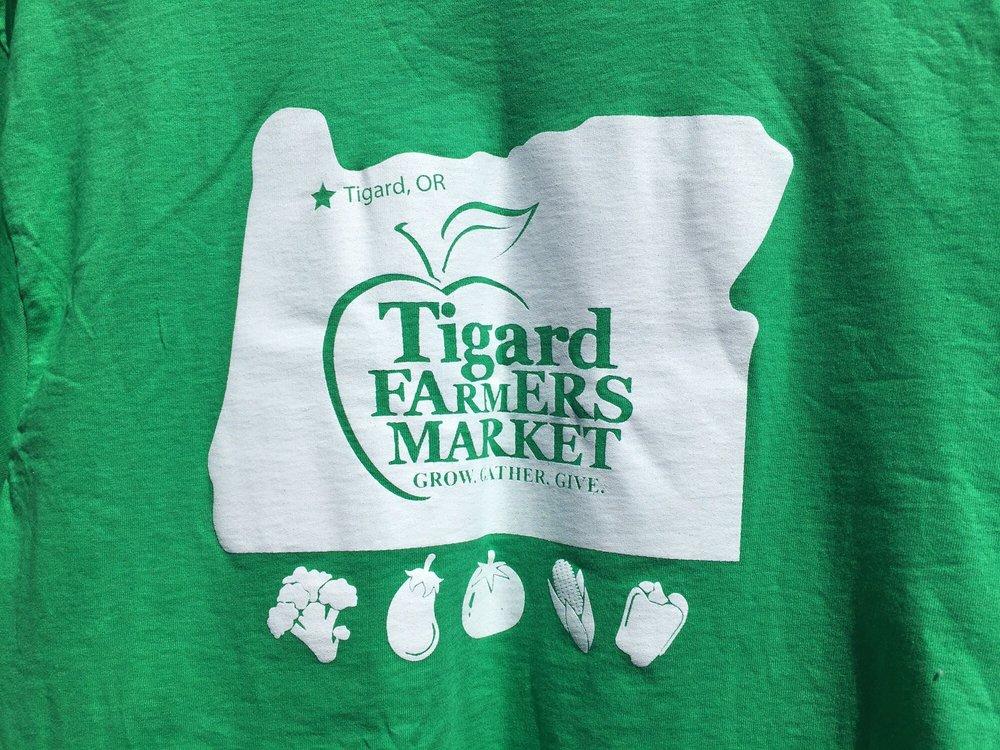 Tigard Farmers Market: 8777 SW Burnham St, Portland, OR