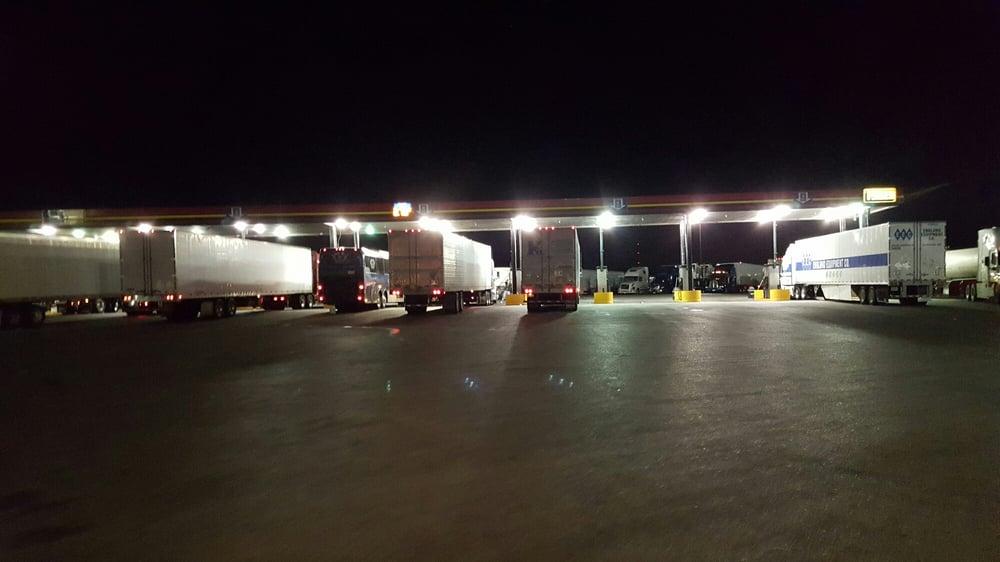 Pilot Travel Center: 2015 Antonio St, Anthony, TX
