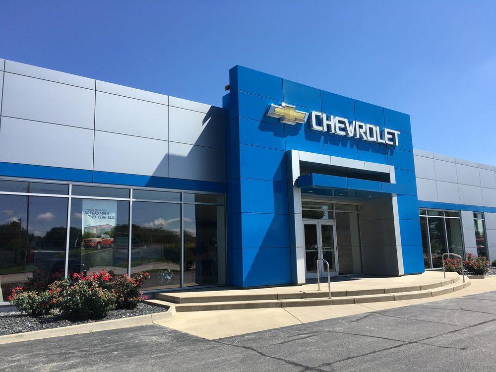 Eriksen Chevrolet-Buick: 325 1st Ave E, Milan, IL