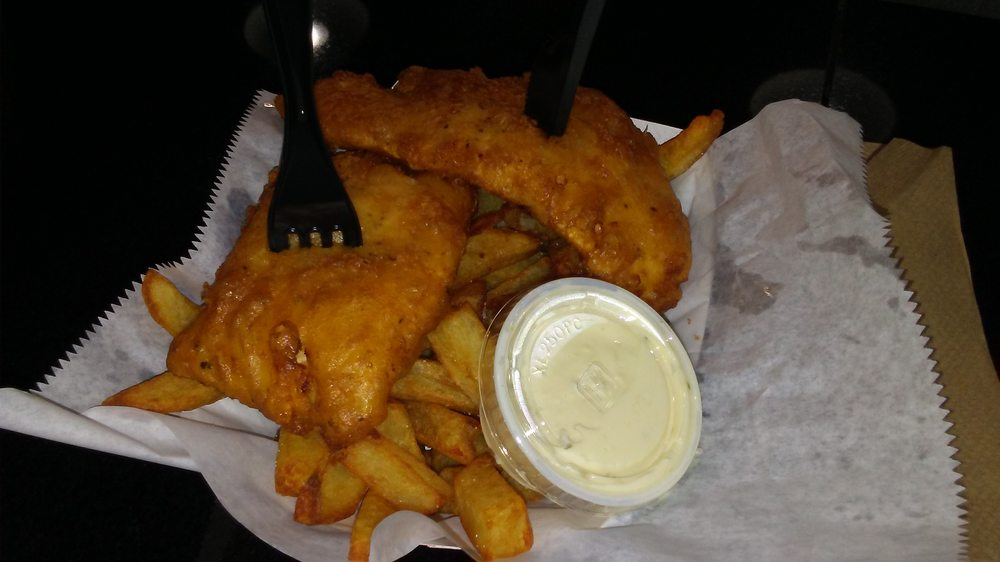 Pub Chip Shop Food Truck: Pittsburgh, PA