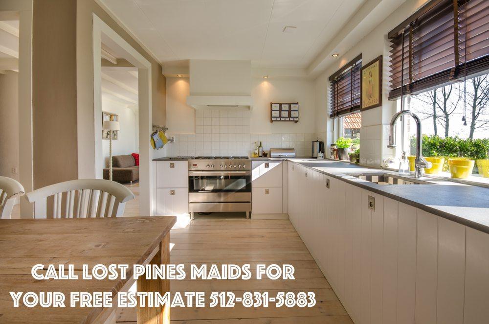 Lost Pines Maids: Bastrop, TX