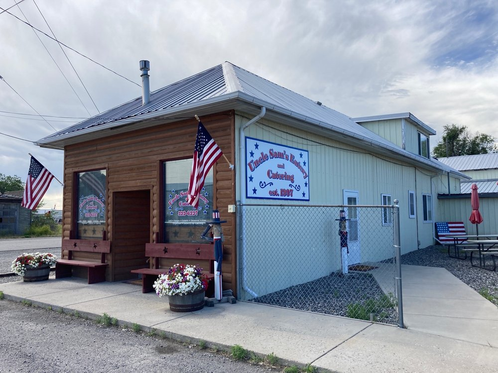 Uncle Sam's Eatery: 619 Clough Ave, Columbus, MT