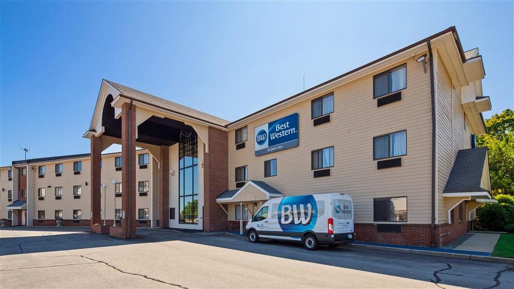 Best Western Airport Inn: 2138 Post Rd, Warwick, RI