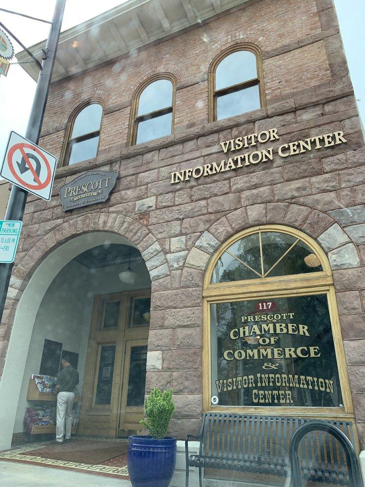 Prescott Chamber of Commerce: 117 W Goodwin St, Prescott, AZ