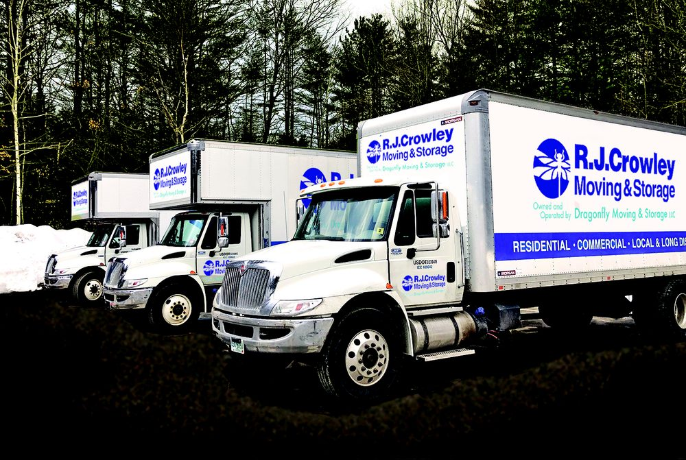 RJ Crowley Moving & Storage: 12 Hitchner Rd, Plymouth, NH