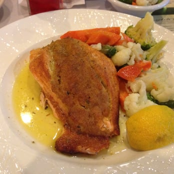 Photo Of Green Kitchen Restaurant West New York Nj United States Salmon