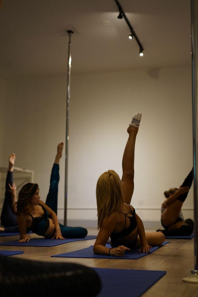 Social Spots from Pole Position Dance Studio