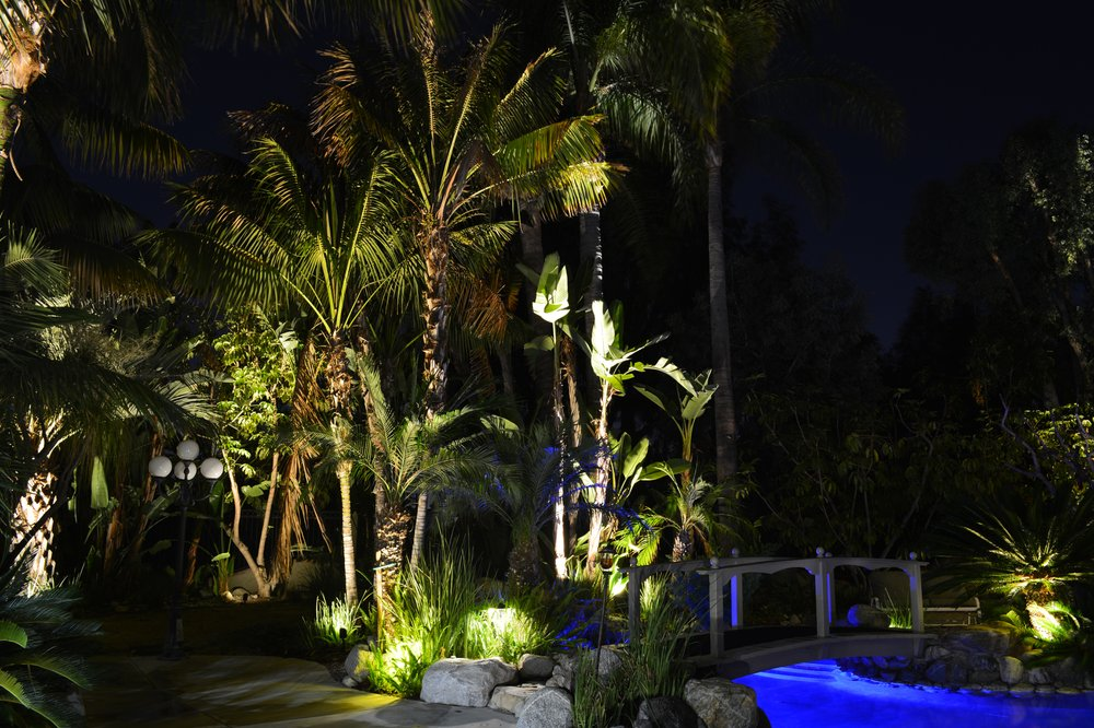 Radiant Landscape Lighting: 36343 Clearwater Ct, Beaumont, CA