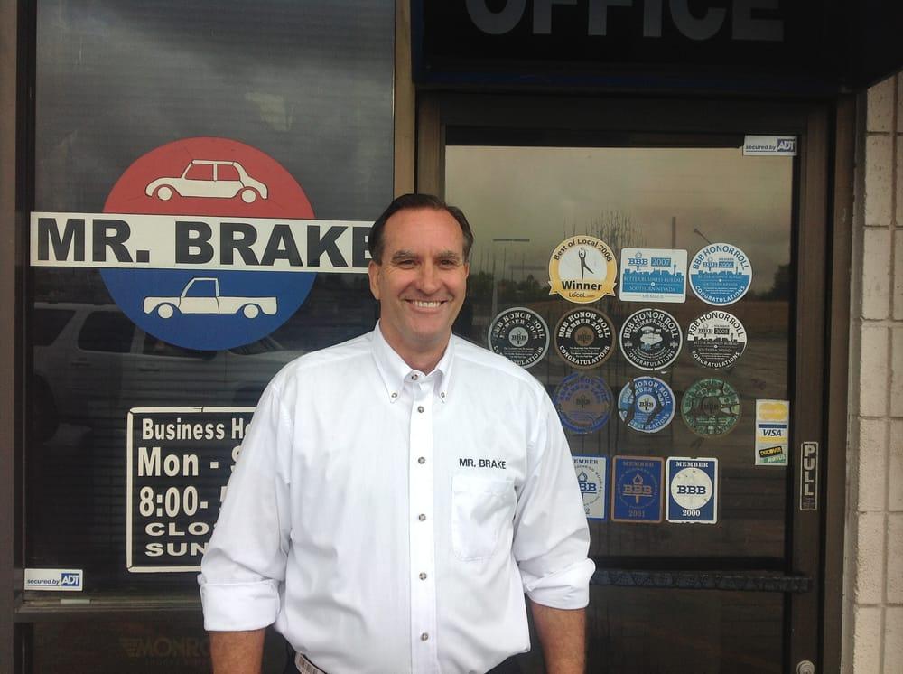 Mr Brake