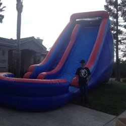Extreme Jump Inflatable Bounce House - Bounce House Rentals