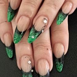 De luxe nail beauty nail salons 12 store street gardiner photo of de luxe nail beauty dublin republic of ireland acrylic prinsesfo Gallery