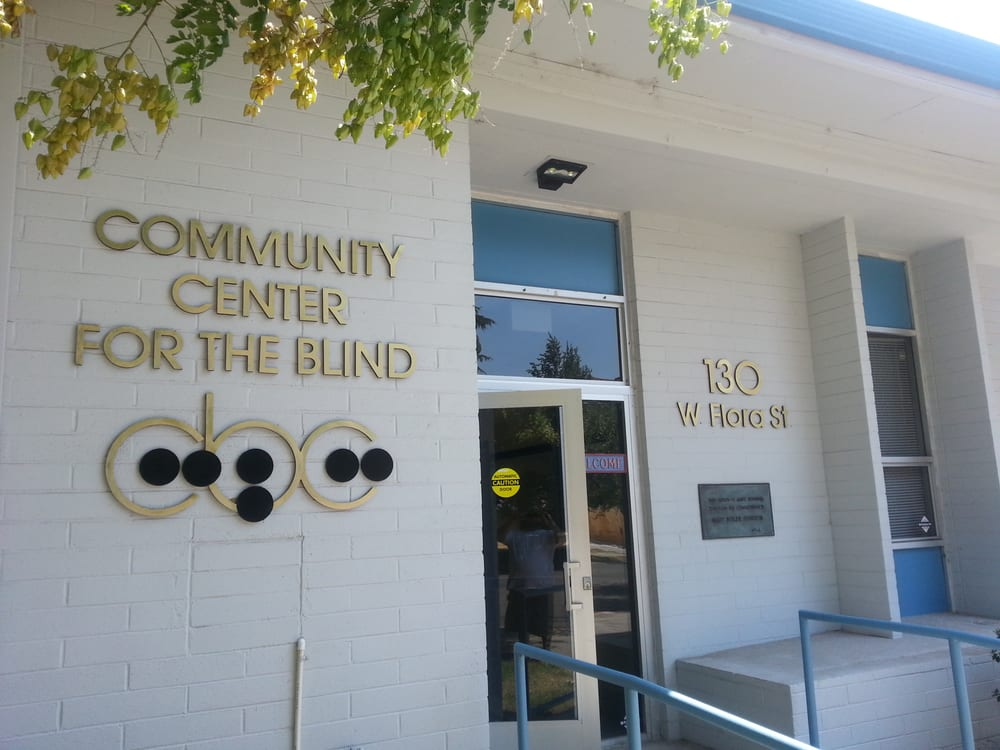 Community Center For The Blind And Visually Impaired