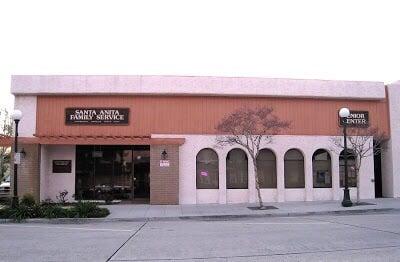 Santa Anita Family Service Senior Center Senior Centers