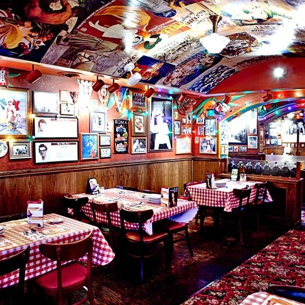 Italian Restaurant Maitland