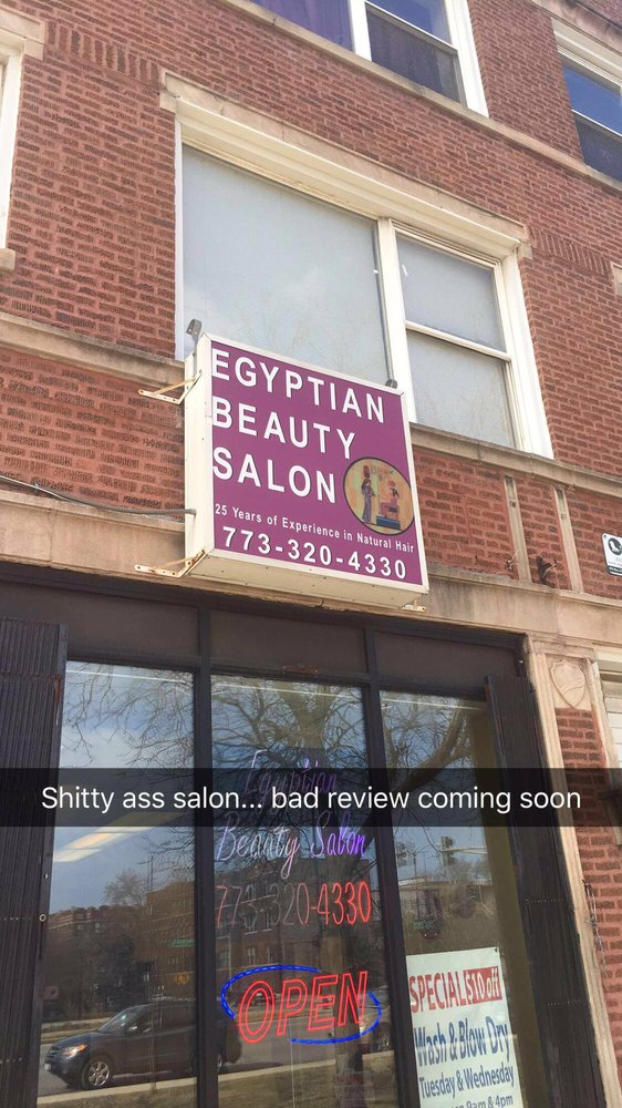 Egyptian Hair Design Chicago Il