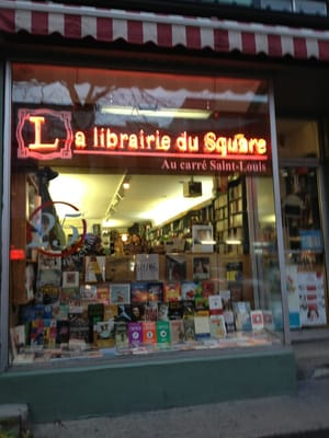 Librairie du Square