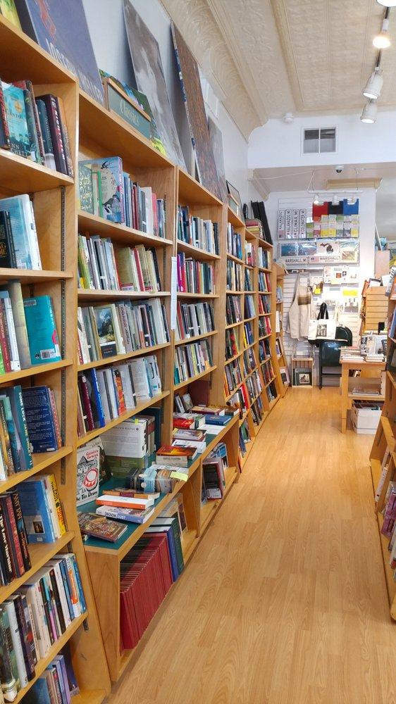 The Mitten Word Bookshop: 114 W Michigan Ave, Marshall, MI