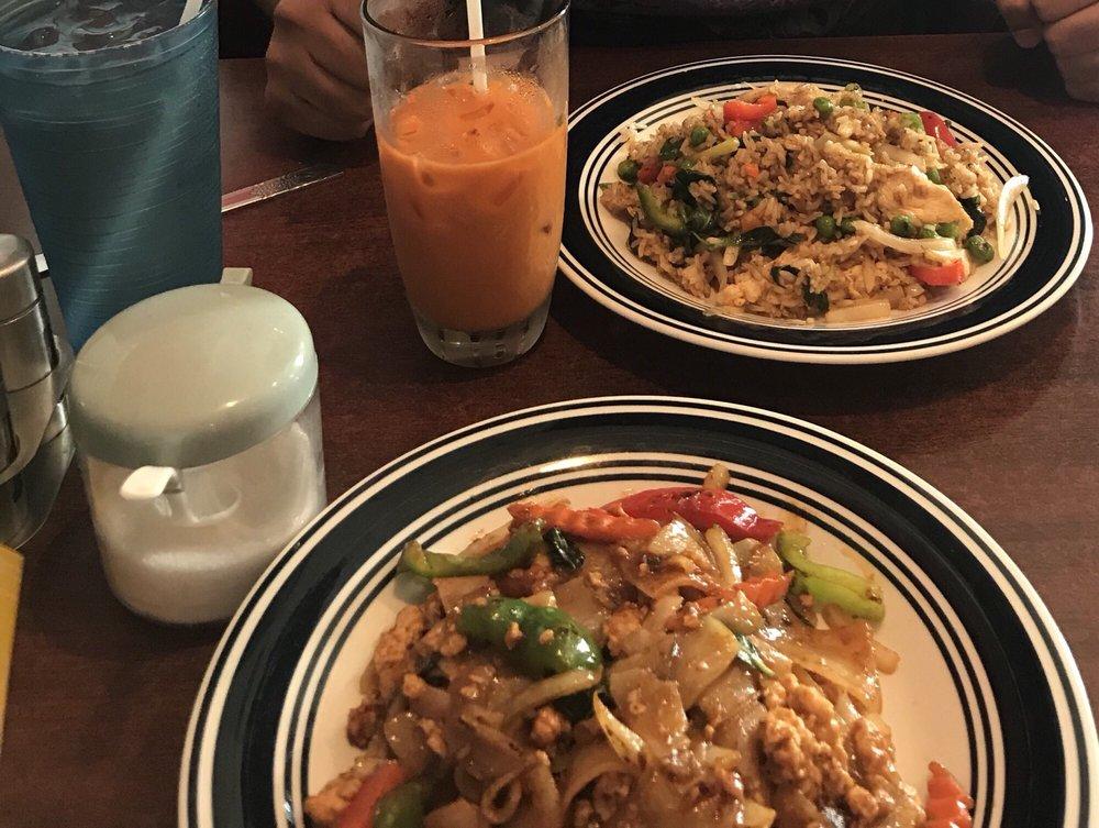 Food from Thai Pepper Restaurant
