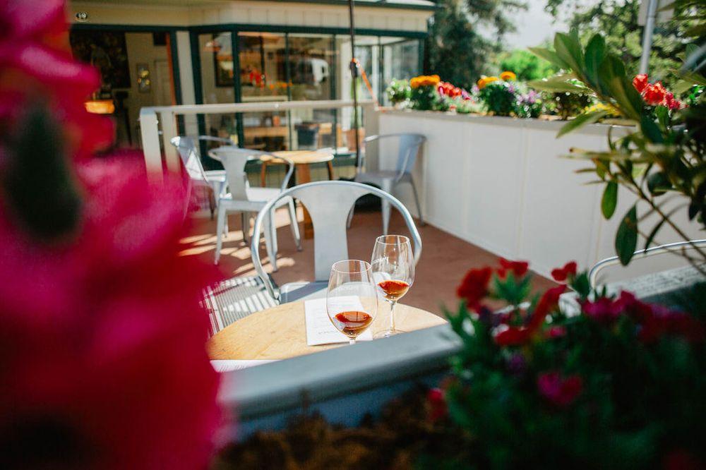 Parsonage Winery Tasting Room: 19 E Carmel Valley Rd, Carmel Valley, CA