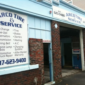 Photo Of Arco Tire Services Somerville Ma United States
