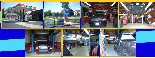 Dileo's Service Center: 440 Wyoming Ave, Wyoming, PA